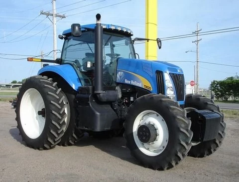 T8030 /& T8040 WORKSHOP SERVICE MANUAL CD OR DOWNLOAD NEW HOLLAND T8010 T8020