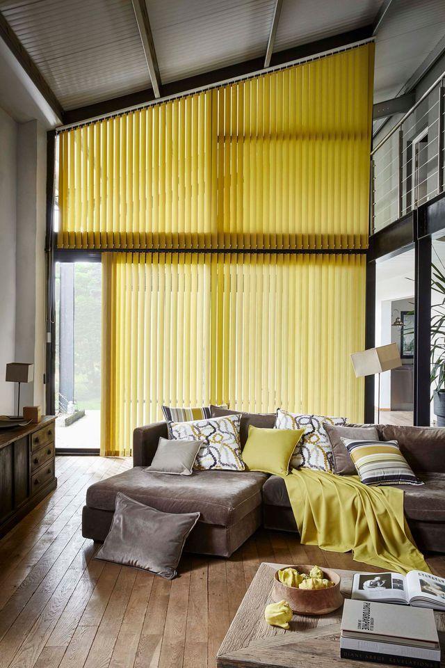 Couleur salon  donnez du pep à votre pièce à vivre Salons, Color - store pour fenetre interieur
