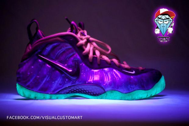 new concept 9d35a 327bb Nike+Galaxy   besides the nike air yeezy 2 the nike air foamposite one  galaxy all .