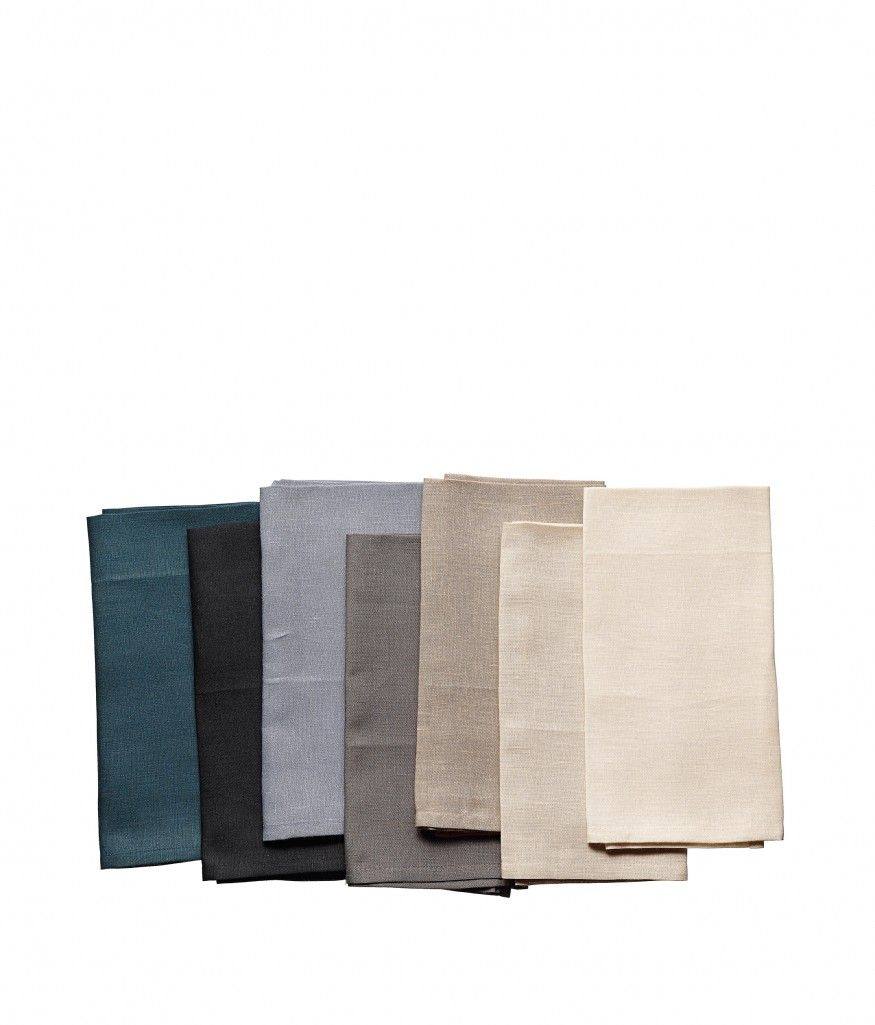 "<p>Size: 19.5"" x 19.5""</p> <p>The new Vence Everyday napkin from Libeco combines their signature linen with a simple hem and rich colors for an updated classic.</p>"