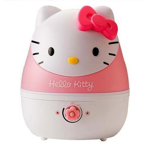 Hello Kitty Humidifier What Hasn T Hello Kitty Come Out With Hello Kitty Appliances Hello Kitty Kitty
