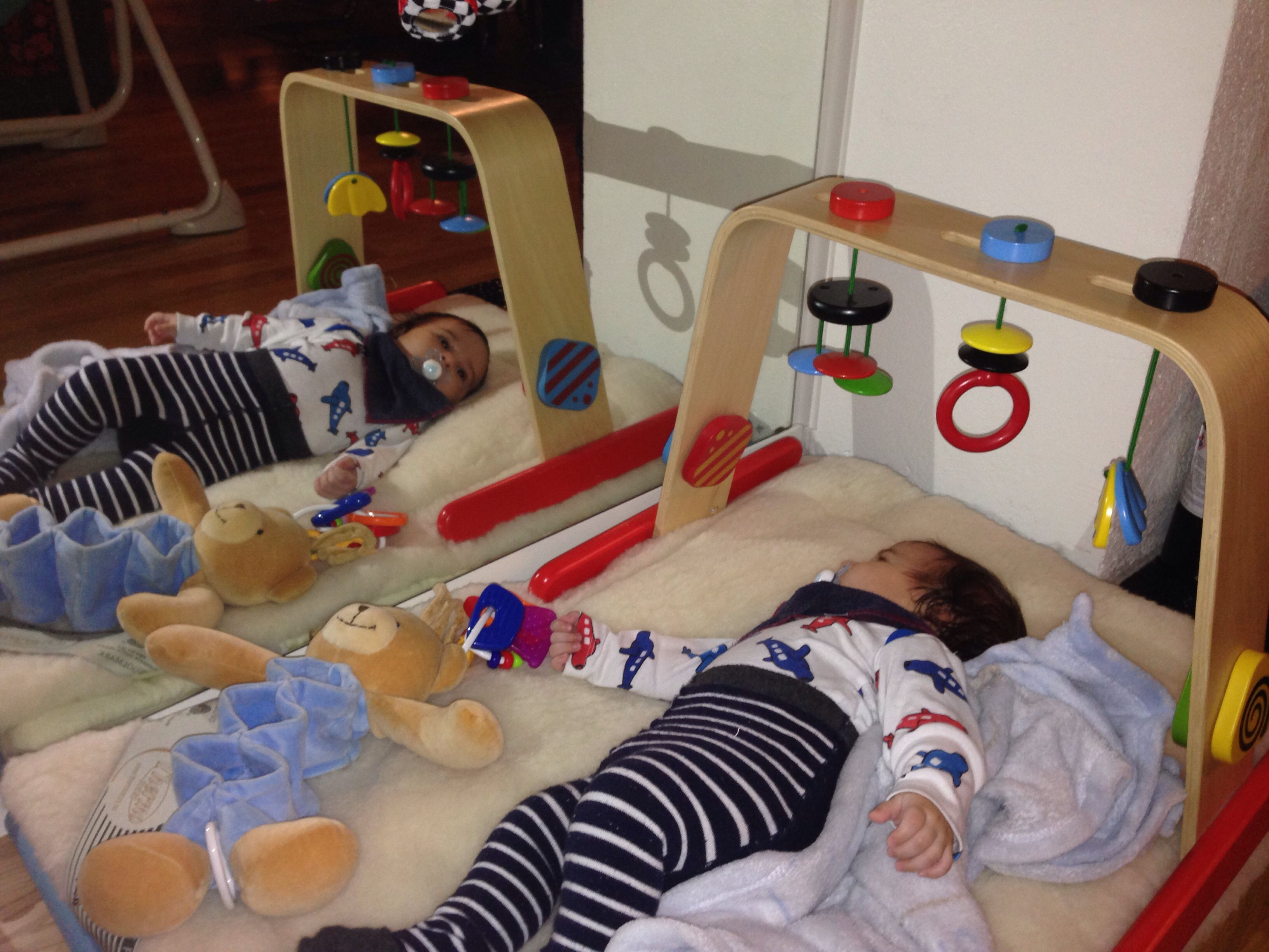Baby with toys images  Cantinho Montissori da casa  Montessori  Pinterest  Montessori