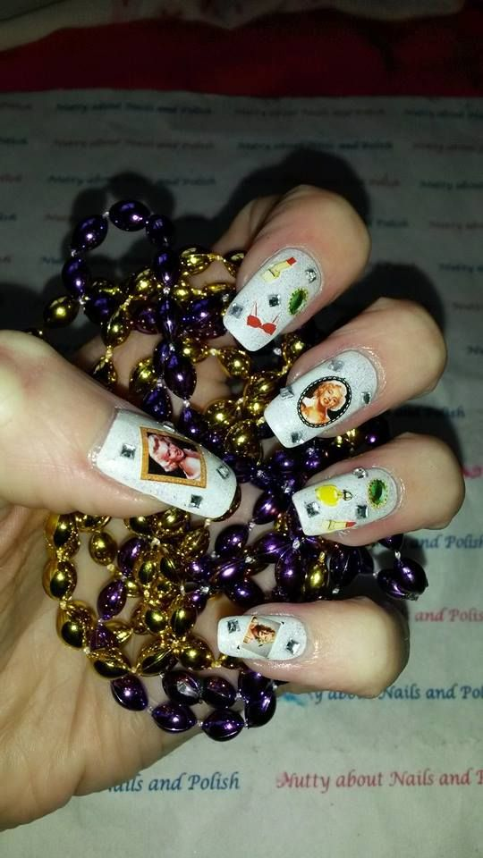 Checkout these beautiful nails by blogger Tracey Bellew using ...