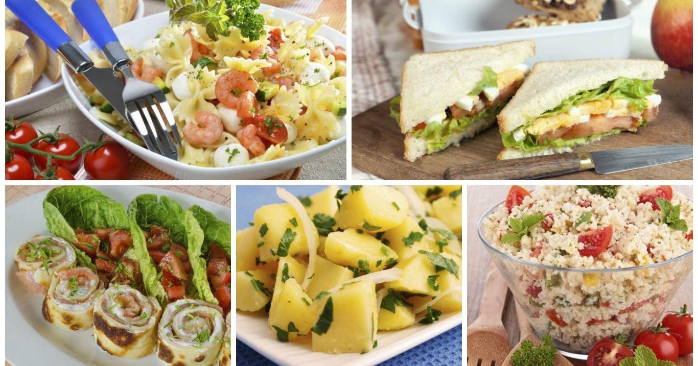 Idee Per Pranzi Sani : Lunch box il tabulé e altre ricette per il pranzo in ufficio