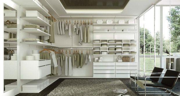 Kico Dreams progetto cabina armadio: leggerezza e solidità | Kico Home Elements - Blog