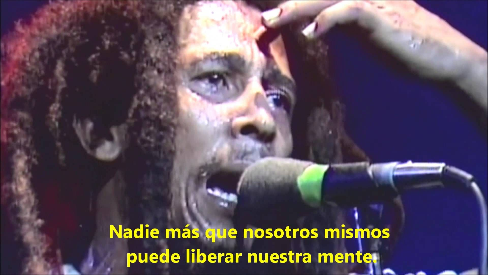 Redemption Song Bob Marley Hd Playing For Change Subtitulada Español Bob Marley Bob Español