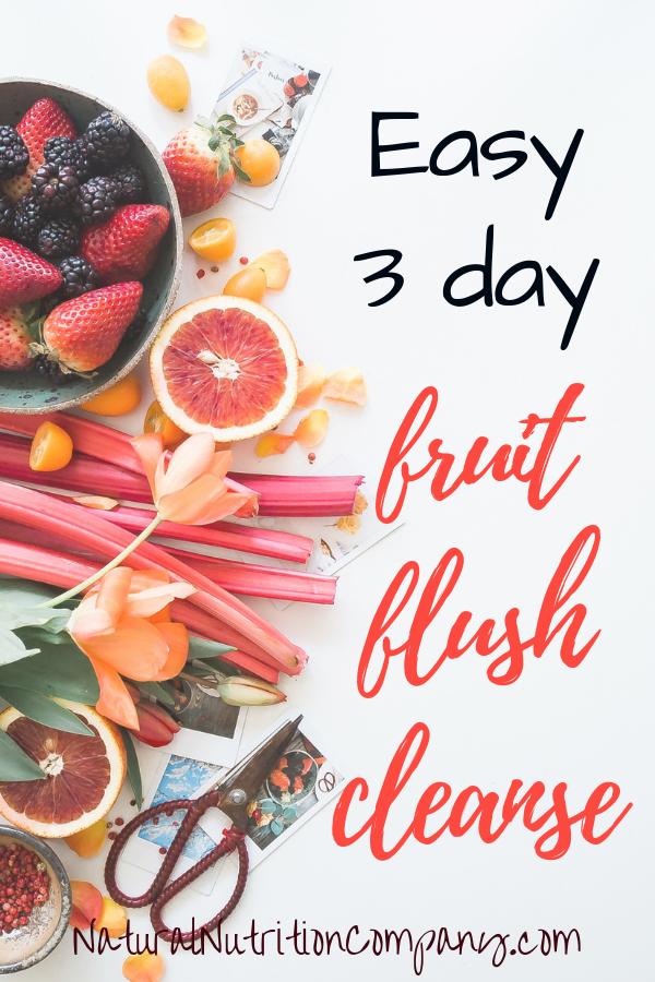35+ Fruit flush 3 day detox trends