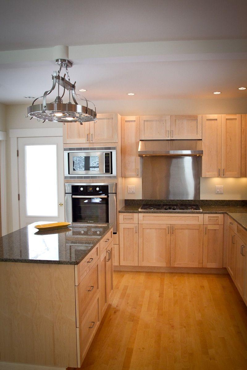 White Maple Kitchen Lancaster Nh Kitchen Remodel Small Maple Kitchen Maple Kitchen Cabinets