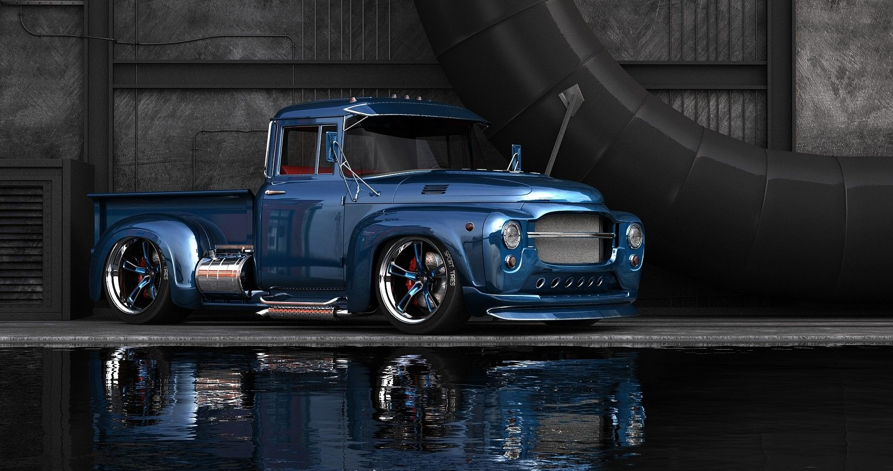 custom stance 3d max | zil | Pinterest | 3d, Cars and Vehicle
