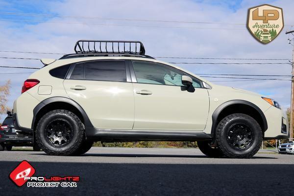 Crosstrek With Lift >> Subaru Xv Lowering | Autos Post