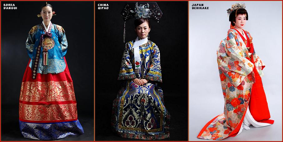 Korean Chinese Japanese Royal Court Dresses Magic Of Fashion Pinterest Court Dresses