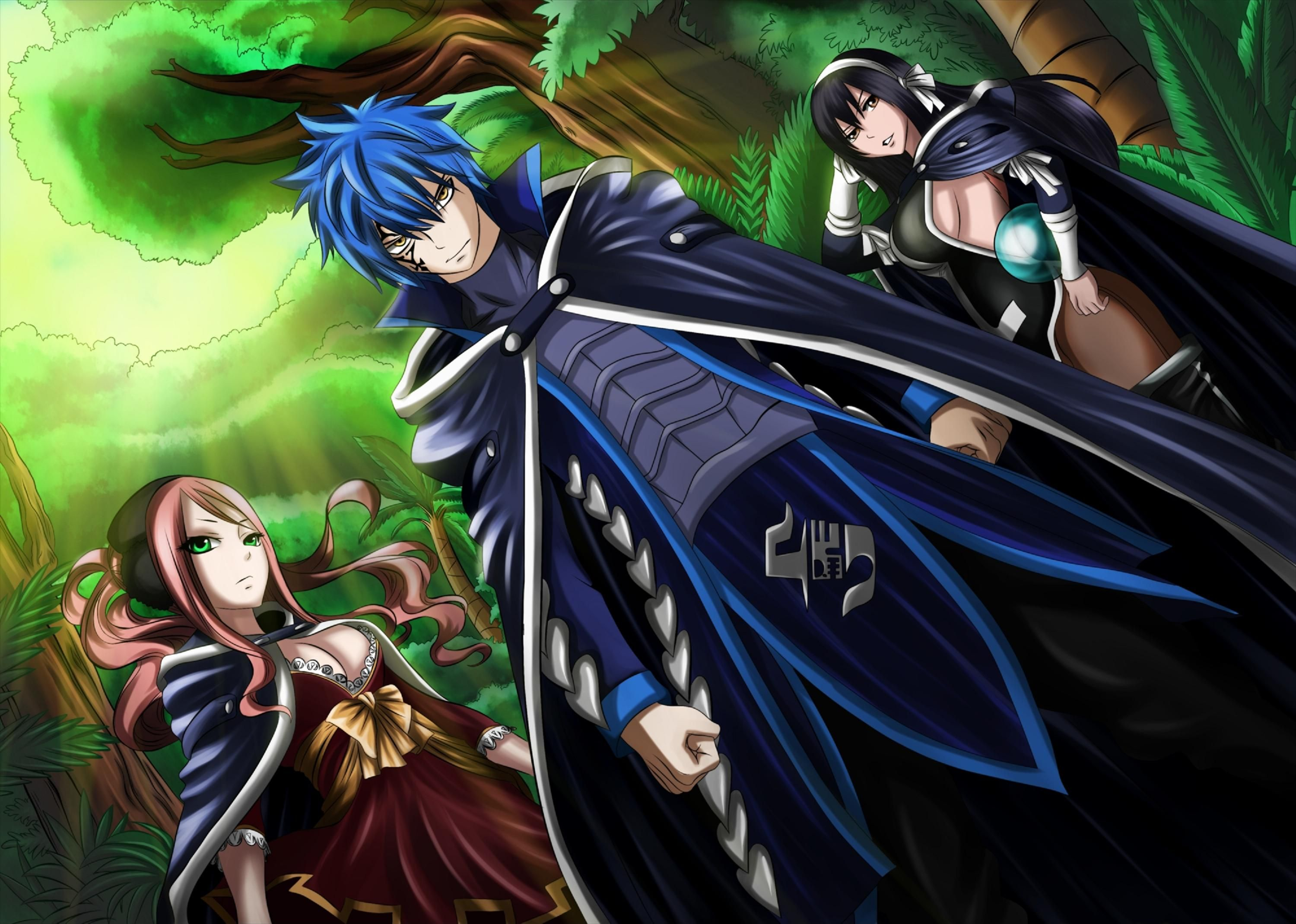 Fairy Tail HD desktop wallpaper Widescreen High Definition