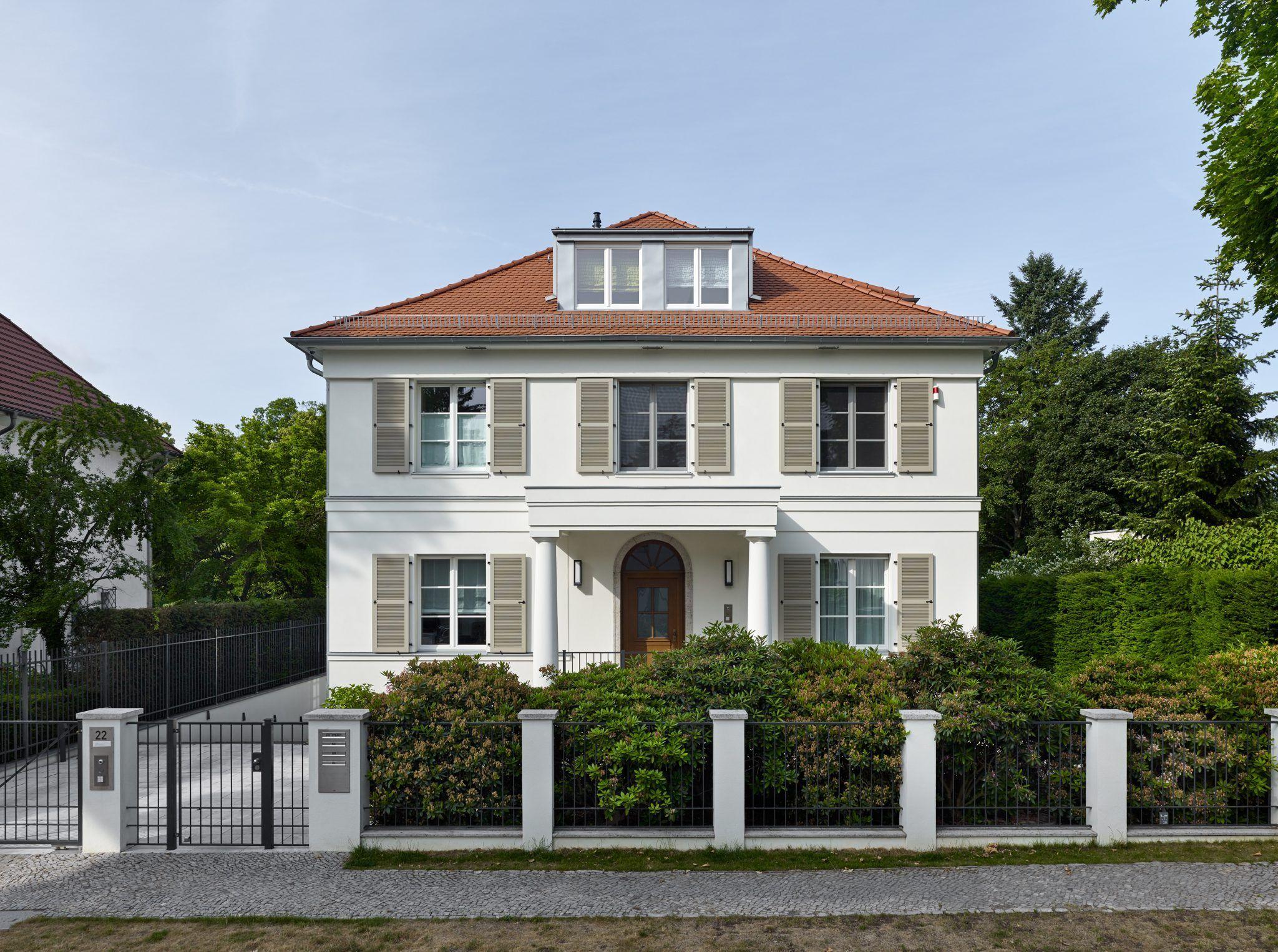 Haus B Kahlfeldt Architekten Haus architektur