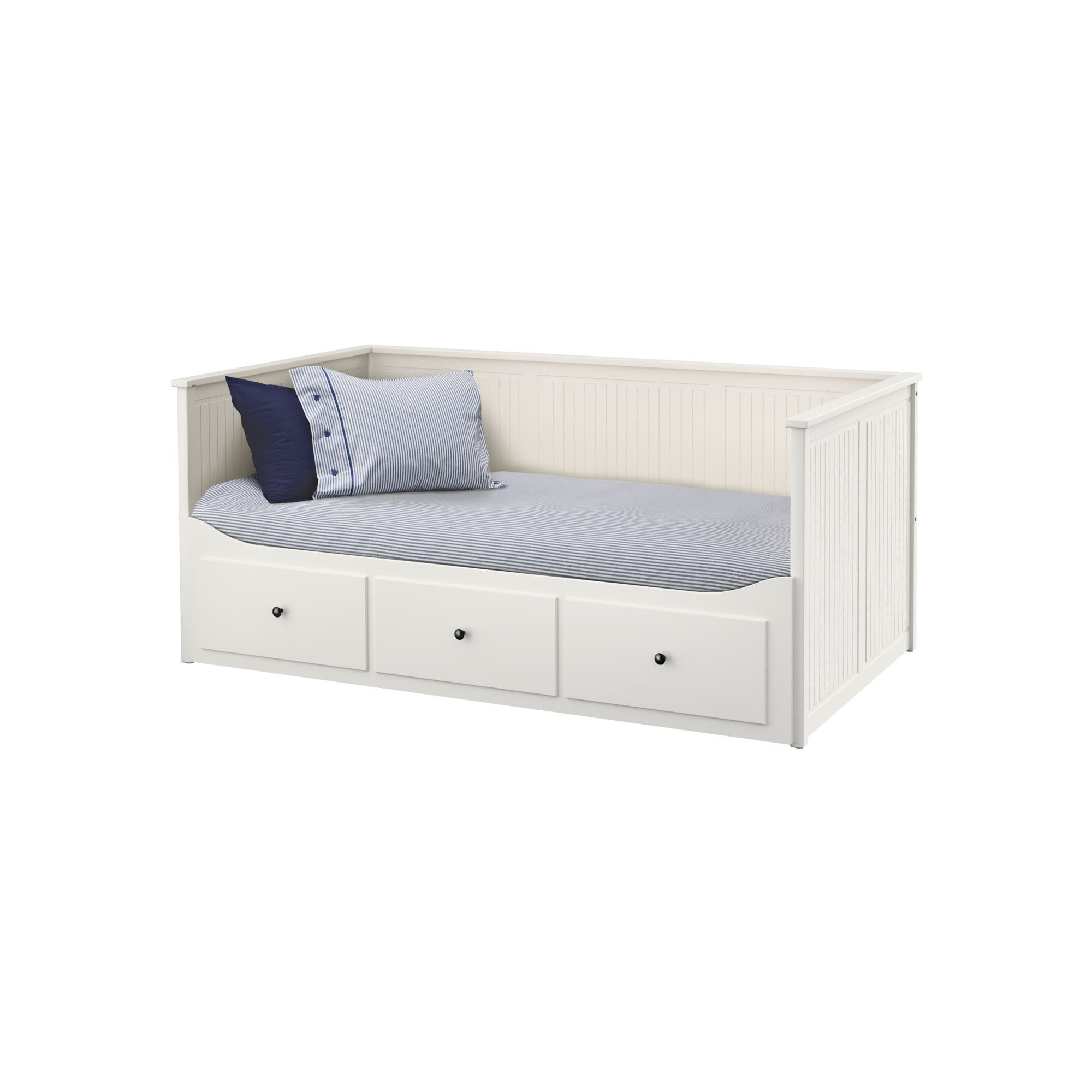 Hemnes Daybed Frame With 3 Drawers Ikea Four Functions