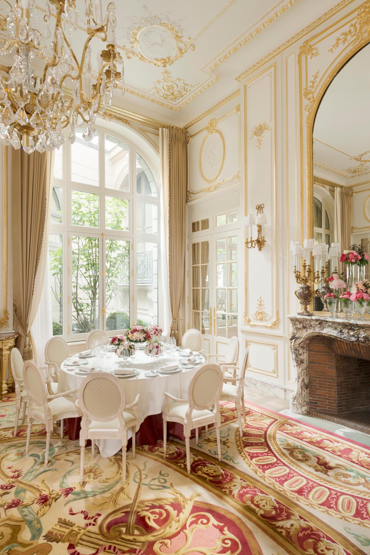 Ritz Paris Traveller Luxury