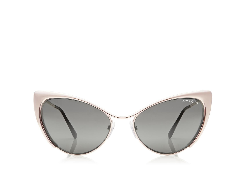 Nastasya Cat-Eye Sunglasses | Shop Tom Ford Online Store