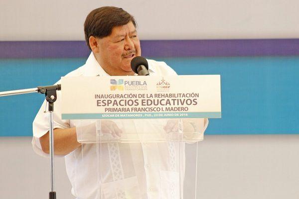 """""""No requiero de seguridad personal"""": Presidente municipal de Izúcar"""