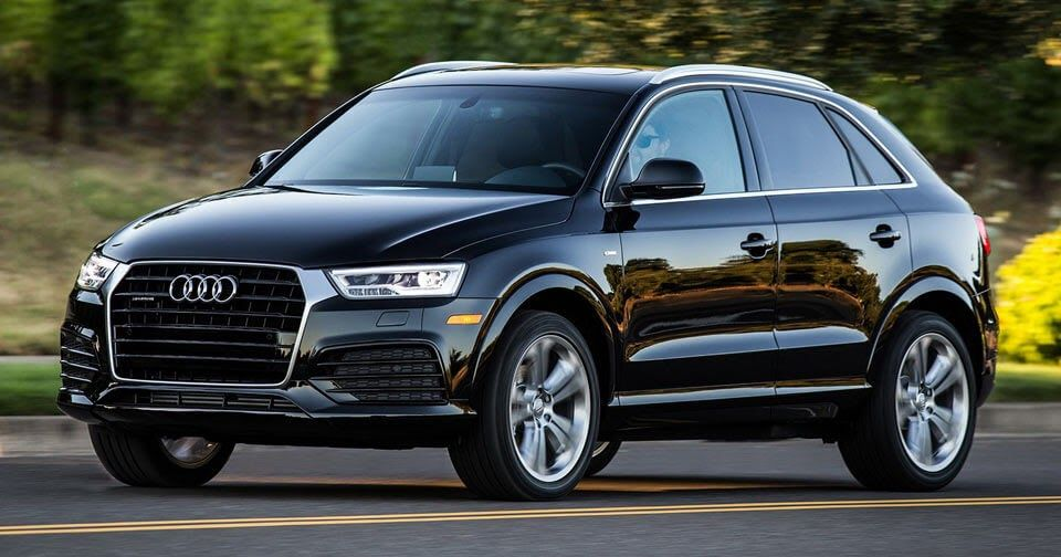 2018 Audi Q3 Gets New Sport Trim In The States Carscoops Audi Q3 Suv Cars Audi Cars