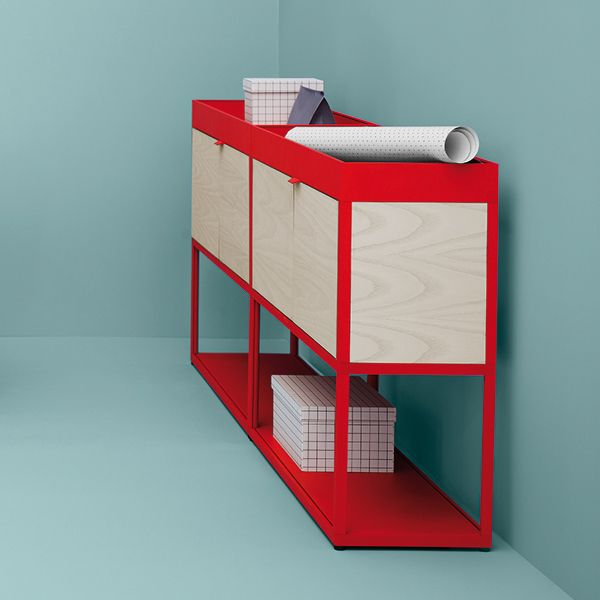 Cleveres Regalsystem | Collages | Hay design, House design ...