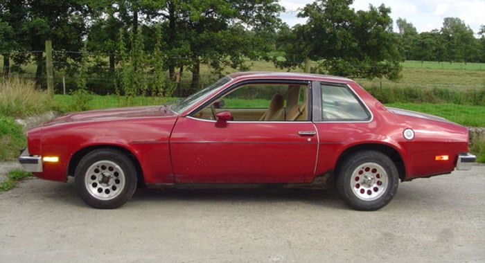 Old Cars And Lots Of Cool Car Stuff Chevrolet Monza Car
