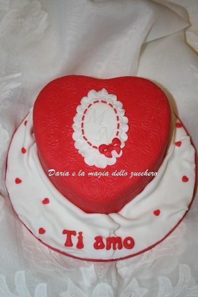 #Love cake #Heart cake #Torta cuore #Cuore #Love