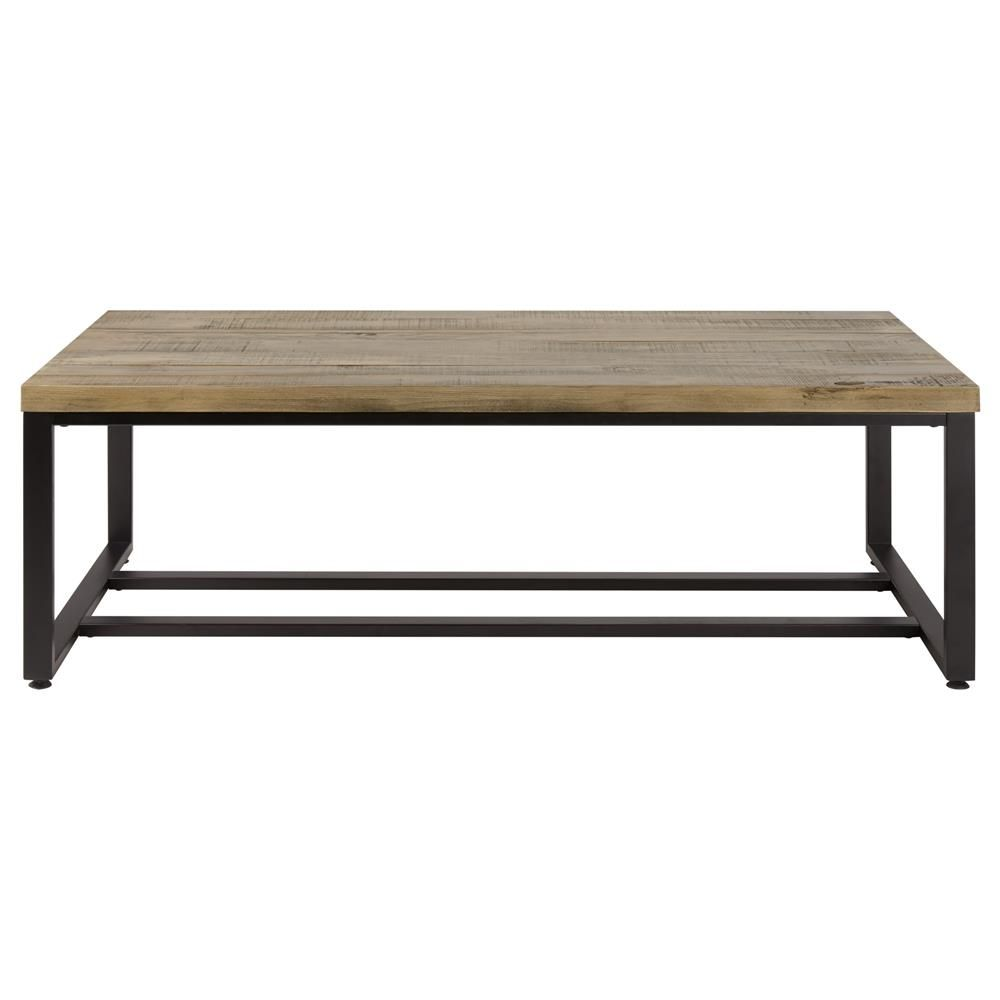Wood And Metal Coffee Table Coffee Tables Side Tables Living Furniture Decor Metal Coffee Table Stylish Decor [ 1000 x 1000 Pixel ]