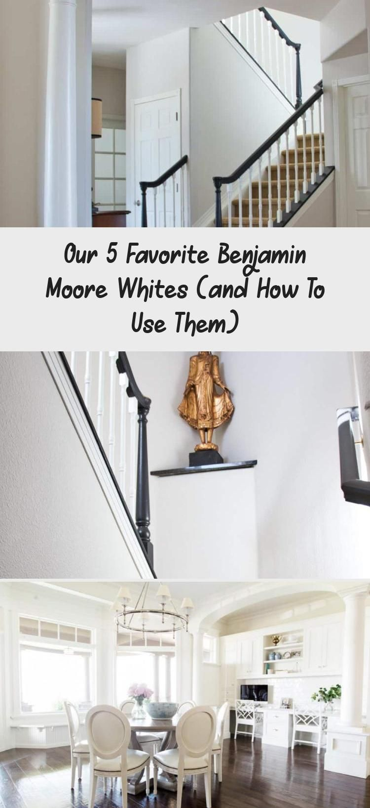 White Paint colors are the latest go-to trend.  We put together a post on our favorite Benjamin Moore white paint colors (and when to use them) with their Sherwin Williams and Behr matches. Our favorites are White Heron, Chantilly Lace, Simply White, Swiss Coffee and Classic Gray. #paintcolorideas #bestpaintcolors #whitekitchens #whitepaintcolors #whitepaint #thecolorconcierge #Benjaminmoore #sherwinwilliams #behr #thecolorconcierge #CoastalPaintColors #FarmhousePaintColors #PaintColorsWallpaper #swisscoffeebenjaminmoore