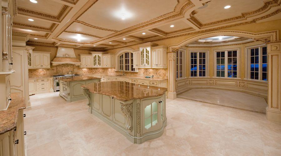 Custom Kitchen Designs By Kevo Development Bergen County