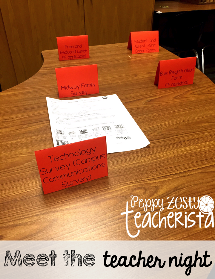 Elementary Teacher looking for meet the teacher ideas and meet the teacher downloads? Check out this blog post that has tons of pictures and free resources!