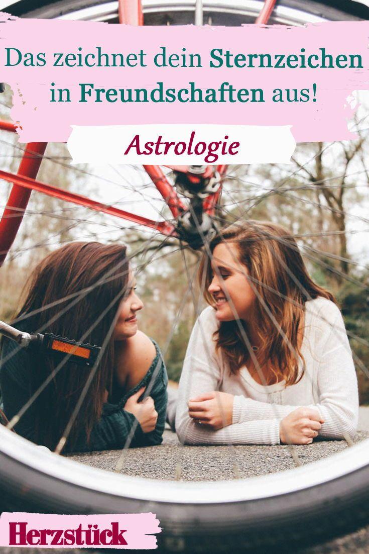 Sternzeichen Freundschaftstest