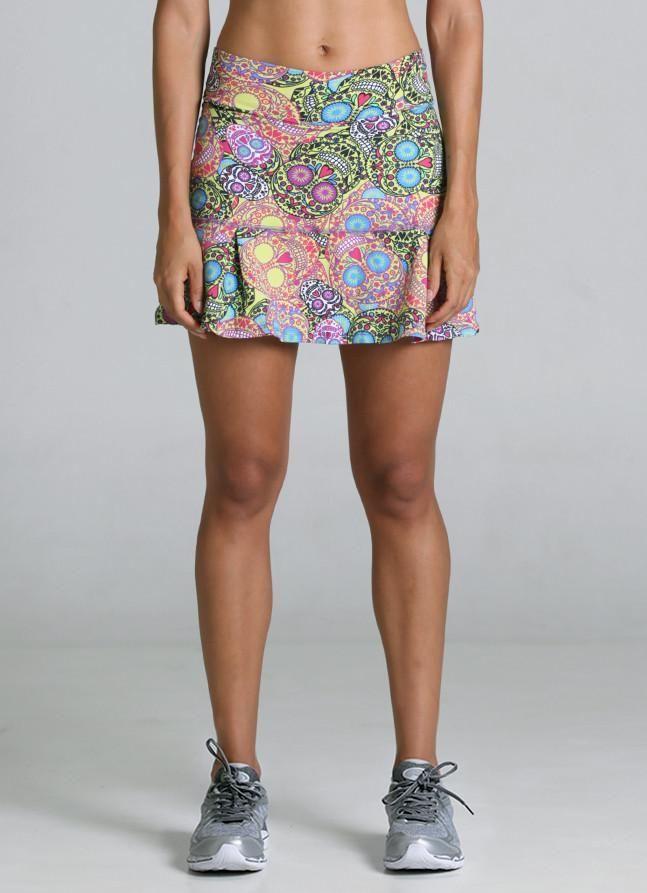 JoJo Skirt (Esqueleto) 2.0 |  Women Golf Attire Classy  | Golf Dress Ladies | Do You Have To Wear A...