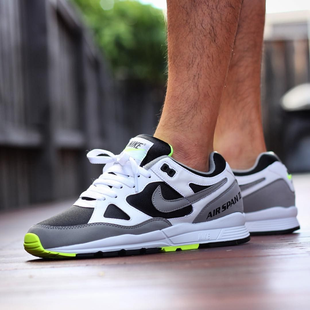 bd972f7361 Nike Air Span II | Nike Air Span 2 in 2019 | Air max sneakers, Nike ...