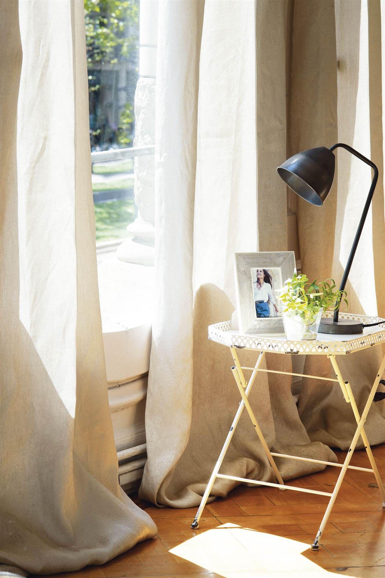 Escoger cortinas Cortinas y estores Pinterest