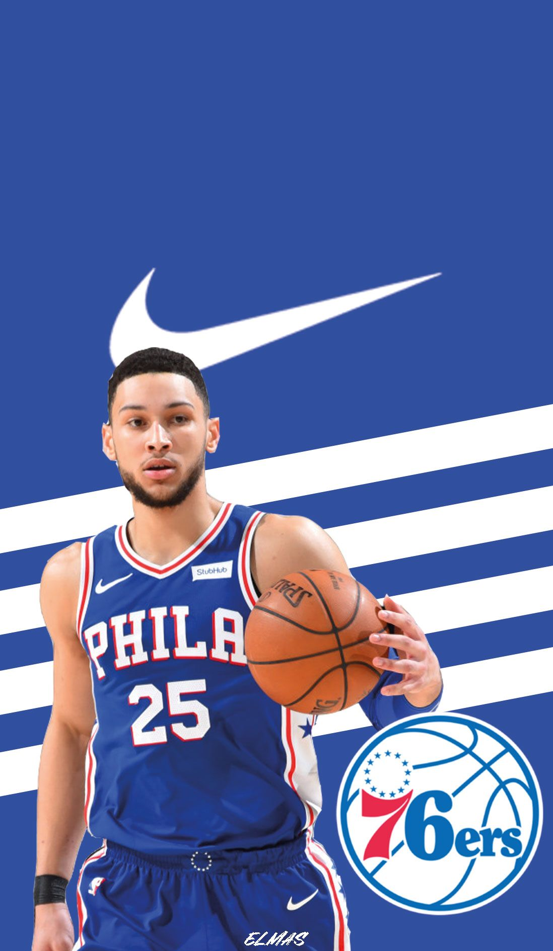 Pin By Aniyah Lee On Basquete 76ers Ben Simmons Nba Basketball