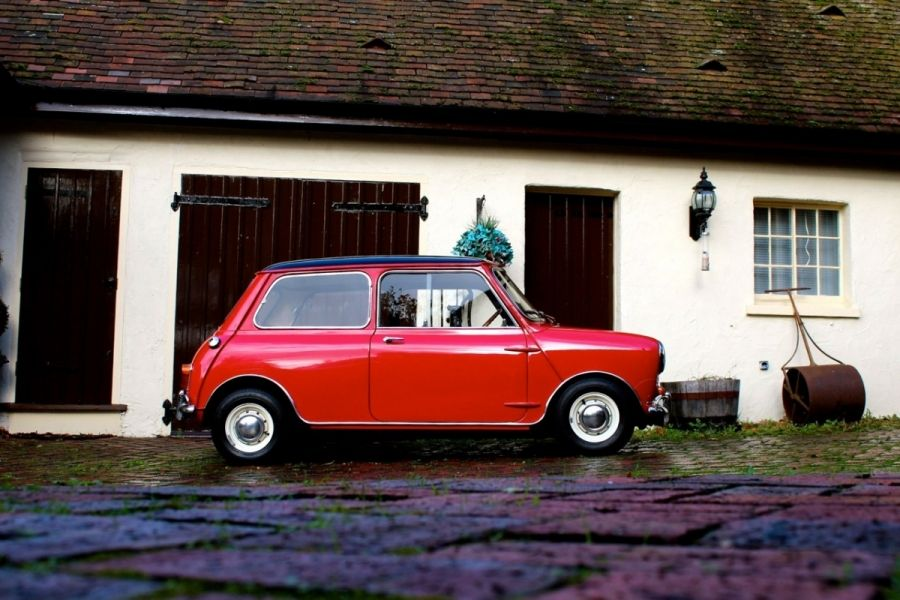 WITHDRAWN - 1964 Morris Mini Cooper 'S' 1071 - Silverstone Auctions