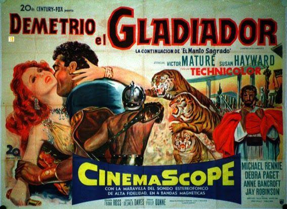 demetrio el gladiador latino