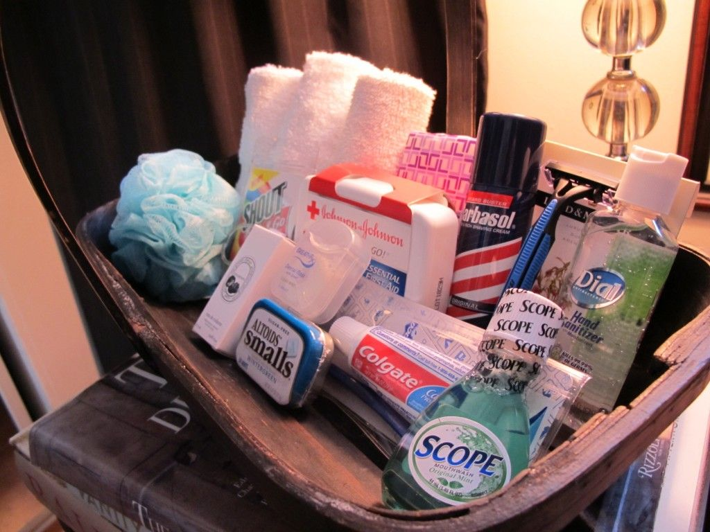 Extra Toiletries Basket In Guest Bathroom 45 Ideas For The