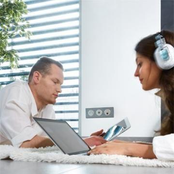 Norme NF C 15-100  bien installer le réseau multimédia de la maison - norme electrique pour une maison