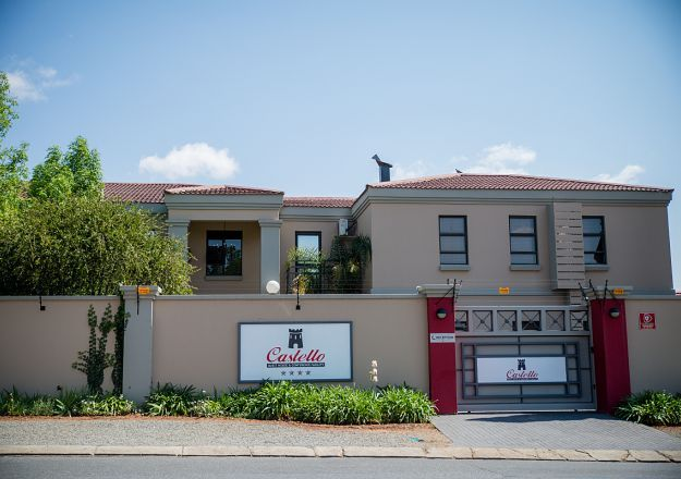 Castello Guest House In Bloemfontein Is The Epitome Of
