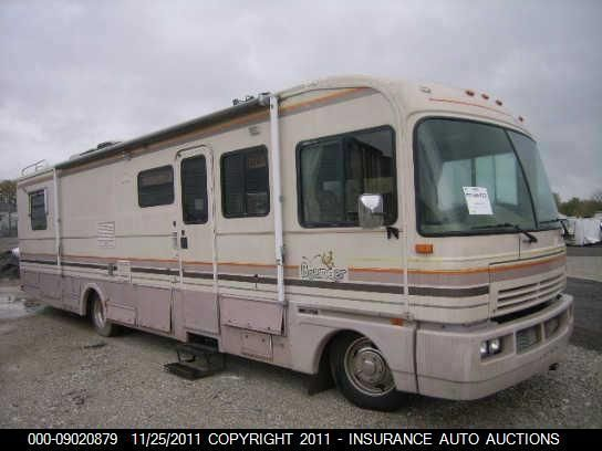 1992 Bounder Motor Home Tan 5500 Waynesboro Tn I Owned One