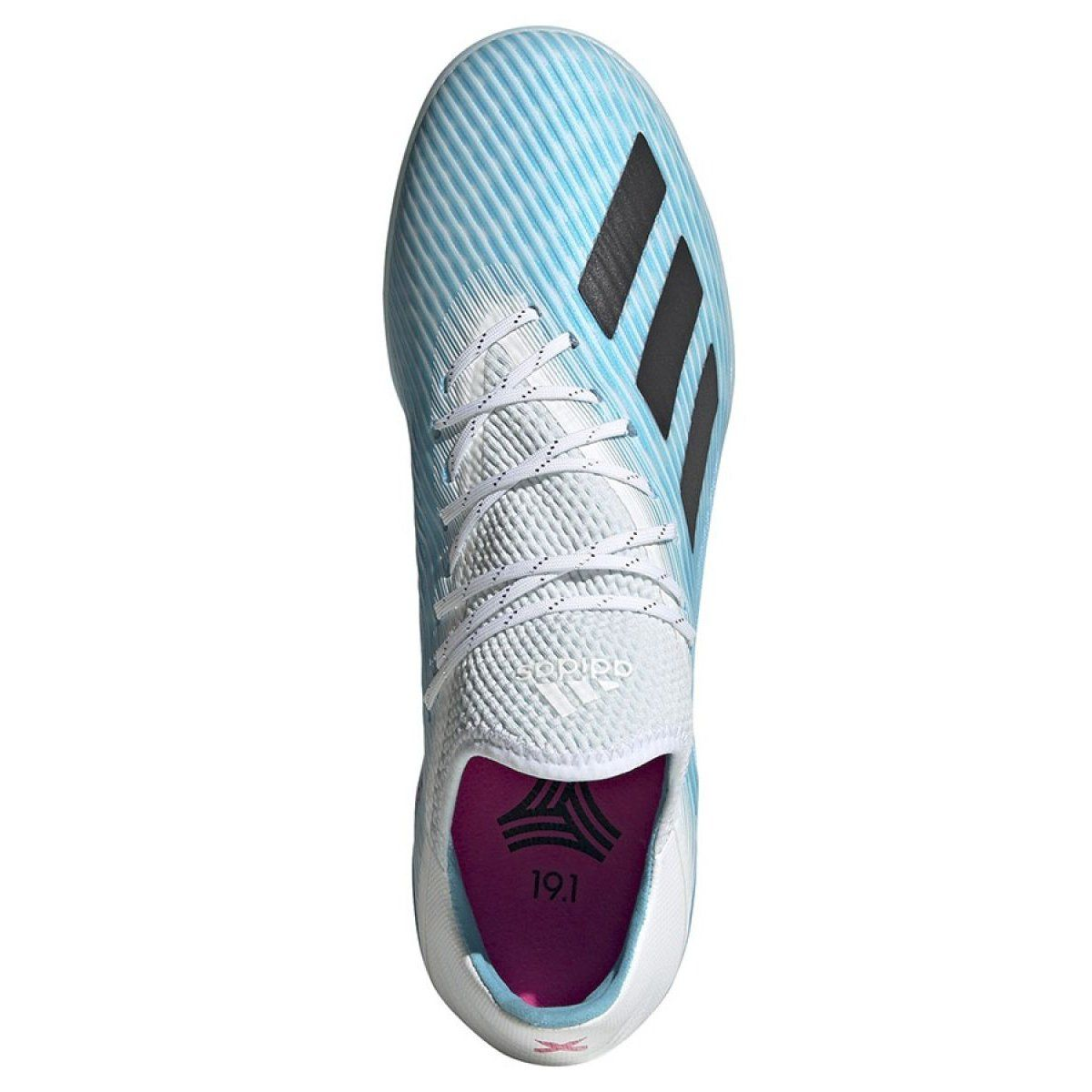Indoor Shoes Adidas X 19 1 In M G25754 Blue Blue Adidas Chuteiras