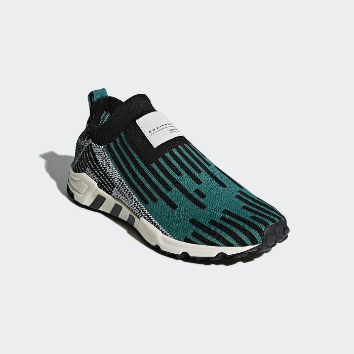 EQT Support SK Primeknit Shoes Black 12 Mens | Streetwear