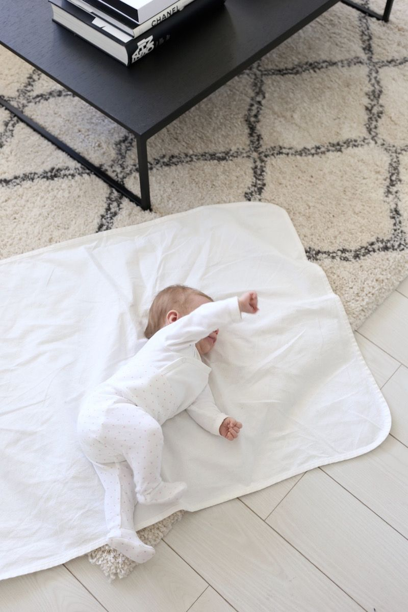 Homevialaura | Essential baby gear | Ikea Len to cover textiles