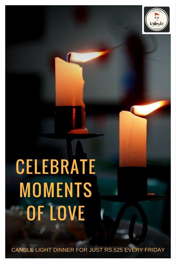 Romantic Evenings With Candle Light Dinner Every Friday Sunday At Pallavi Avida Navi Mumbai Call 02265821111 Candle Light Dinner Candlelight Candles