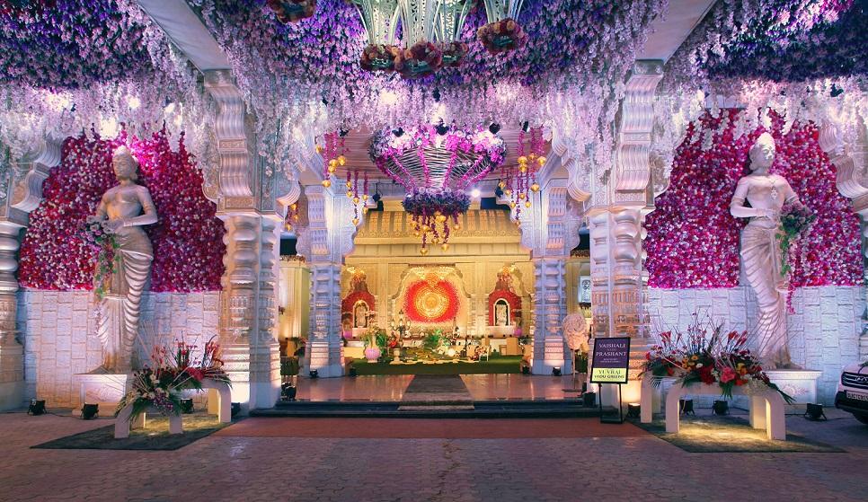 Best Marriage Lawns & Farmhouses For Weddings In Delhi