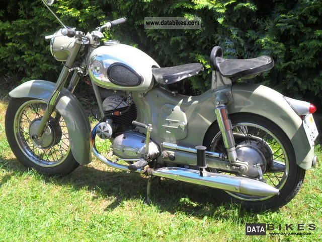 1954 Puch 175 Sv Old Bikes Old Motorcycles Vintage Motorcycles