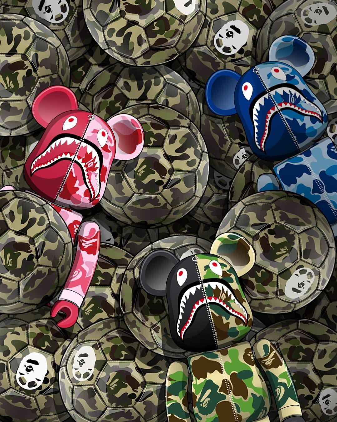 20 Supreme Bape Wallpaper Cartoon Pictures And Ideas On Weric