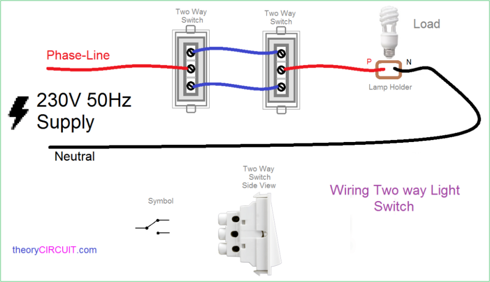 Two way Light Switch Connection | Electrical switch wiring ... Fan And Light Switch Wiring on light bulb, light fixture electrical box, light wiring diagram, three-way light fan wiring, light switch off, light switch installation, blower fan wiring, light fixture into ceiling, hunter fan wiring, light cord switch, light switch ceiling fan parts, light switch diagram, 3 speed fan motor wiring, light switch 2, camstat fan limit control wiring, your ceiling fan wiring, light switch and fan combo, light switch guard, light ceiling fan wire connection, light fixtures with ceiling fans,