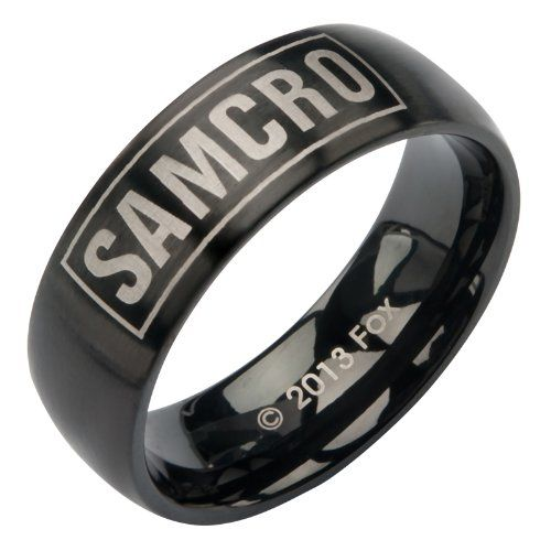 Sons of Anarchy Ring 7 Biker Rings and Jewelry Pinterest