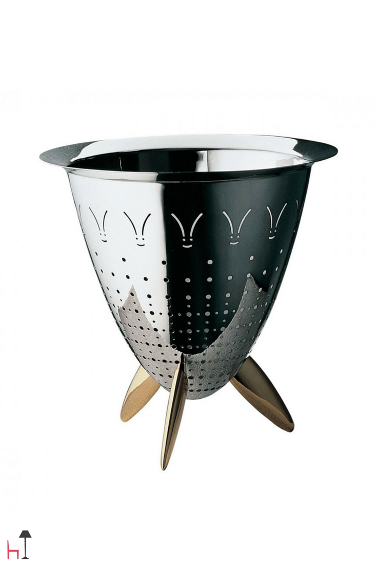 Philippe starck kitchen products - The Max Le Chinois Colander By Officina Alessi Is An Ironic Object That Takes Its Place Alessiphilippe Starckkitchen Supplieskitchen
